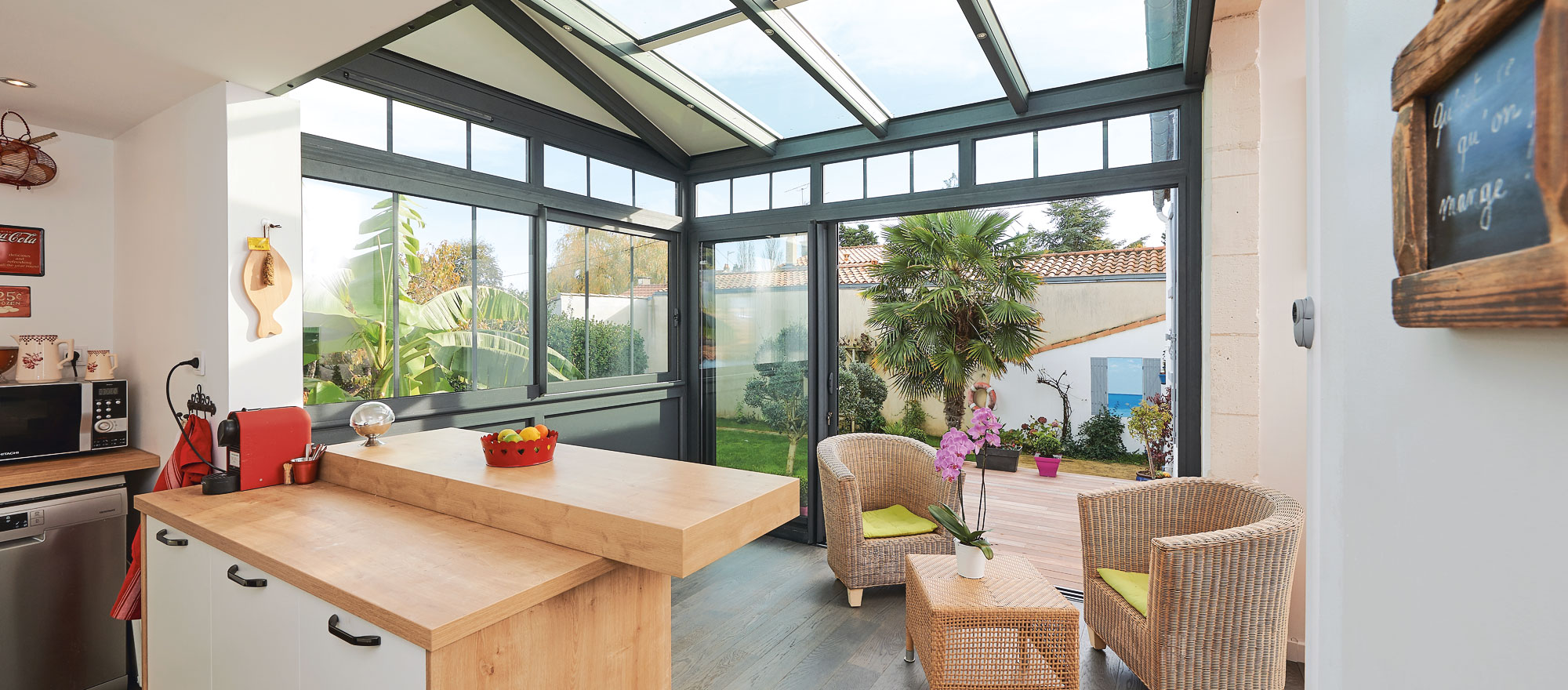 Extension Veranda Fillonneau