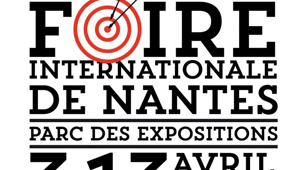 Logo de la foire internationale de Nantes 2015