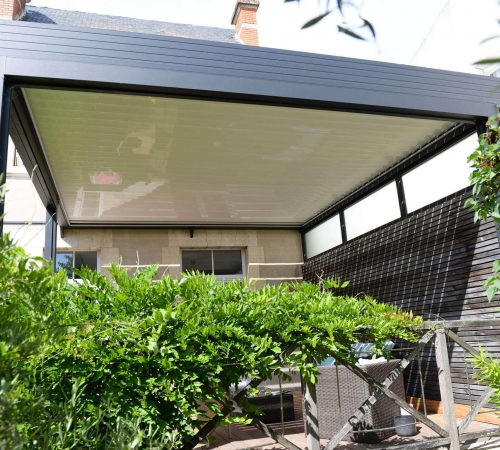 Rénovation terrasse en pergola